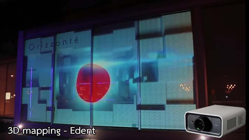 3D mapping - Edent