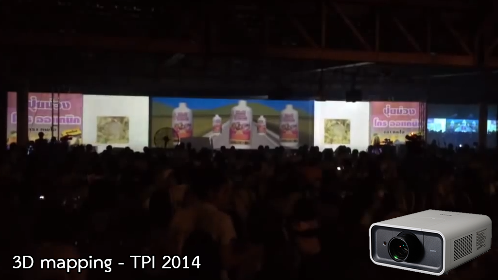 3D mapping - TPI 2014