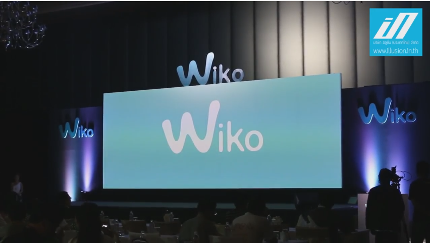 3D MAPPING – WIKO