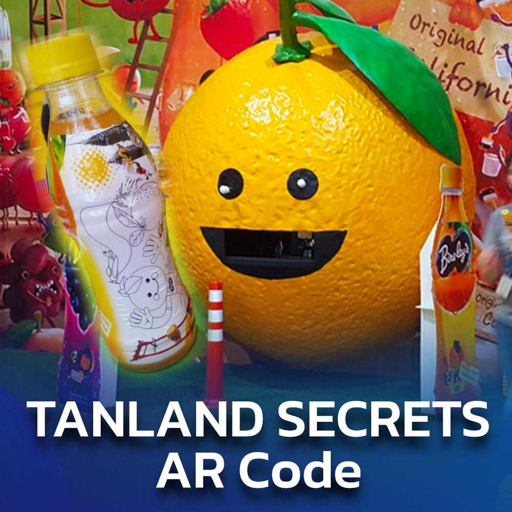 TANLAND SECRETS AR Code 2