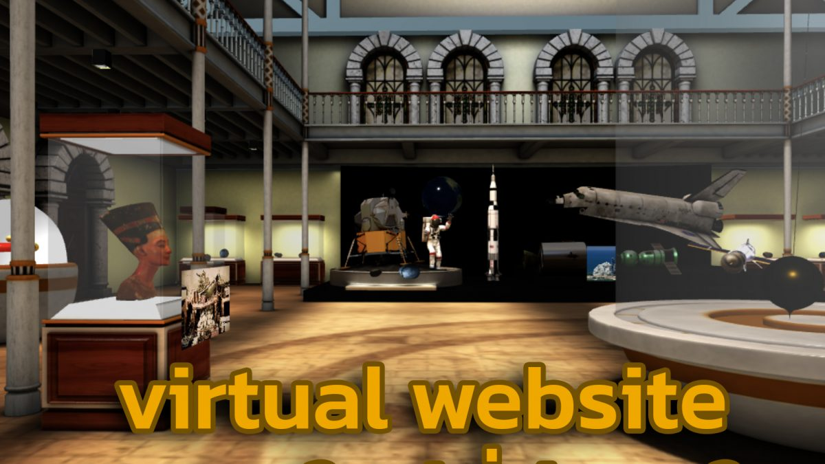 virtual website เทคนิคใหม่ที่น่าสนใจ